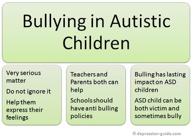 bullying-in-autistic-children