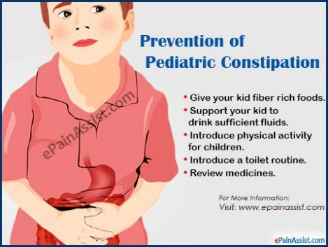 Treatment of Pediatric Constipation | Cortical Chauvinism
